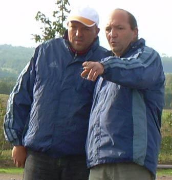 Laurent et Guy Le Gourrierec
