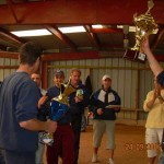 Vainqueurs du doublette 2007
