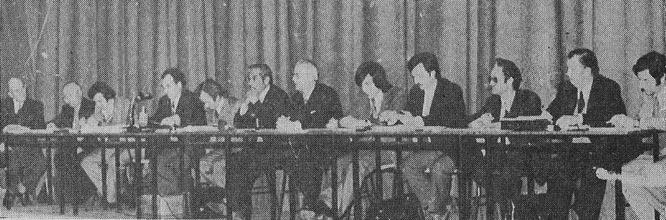 Les membres fondateurs du CD56 de pétanque à Lorient