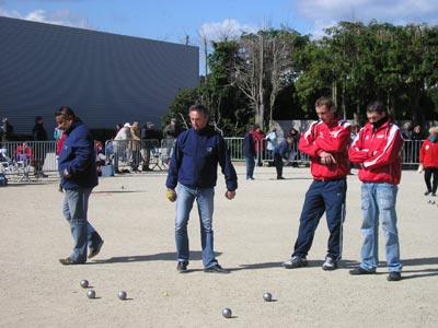 finale du championnat doublette kerlebert 2008
