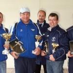 Vainqueurs et finalistes du doublette 2009