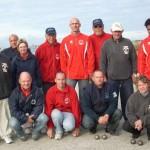 Coupe du Morbihan des clubs Larmor Plage contre Locmiquélic