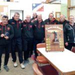 Ploeren Vainqueur de la Coupe des Ainés 2019 de Pétanque