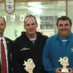 Recompenses des finalistes Tat departemental