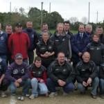 Finalistes de la coupe du Morbihan des clubs de pétanque à Ploeren