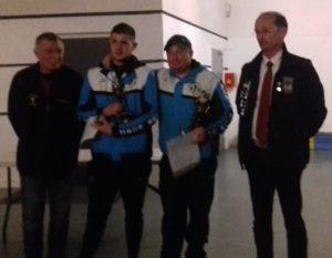 Guillaume Colin et Gregory Le Dily en finale du championnat tat de pétanque
