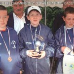 Champions départementaux en triplette cadet