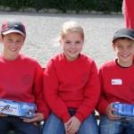 Les jeunes lanestériens vainqueur du stage des champions minimes
