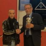 Trophée de meilleur joueur de pétanque catégorie promotion 2011