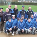 Coupe de France de pétanque Sérent contre Mondeville