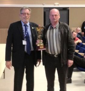 Remise des trophées de finaliste de la coupe du Morbihan des clubs