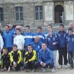 Pétanque Tour 2012 à Rennes avec Julien Lamour et Damien Hureau place du parlement