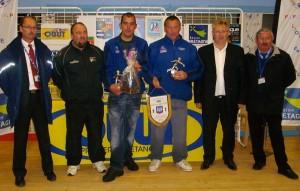 Champions de Bretagne Jeu Provençal 2012