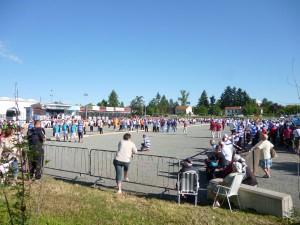 Championnat de France de pétanque 2012 à Roanne