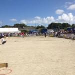 Finales de pétanque du régional du comité du Morbihan
