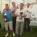 Finalistes du régional de pétanque 2012 à Larmor Plage