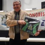 Claude Heisserer, ancien membre du CD56 de pétanque