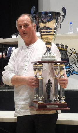 Trophée Triplette Mixte du CD56