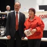 Rose France Morestin pour Ploeren, meilleur club féminin du 56 en 2012
