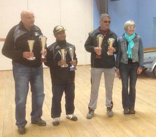 Les vice-champions du Morbihan promotion à pétanque