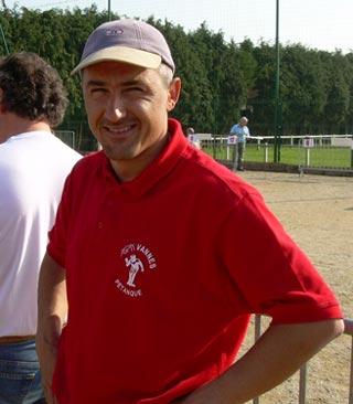 Sebastien Balao se qualifie pour le championnat de ligue TaT