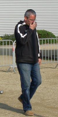 Pascal Sujet deux fois champions