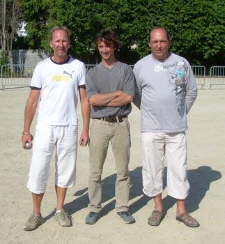 Decosse et Philippe TaT 2008