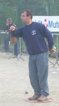 JR Le Rouic petanqueur carnacois
