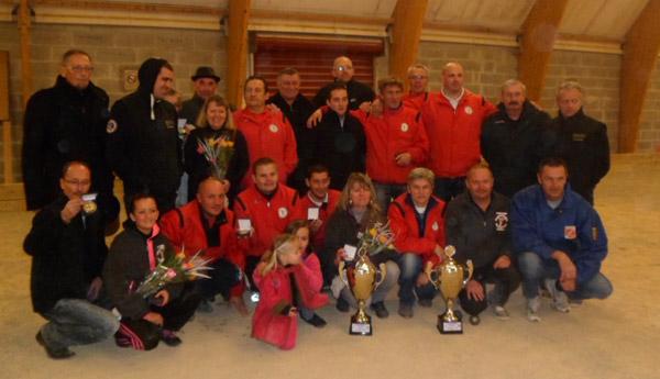 Finale de la coupe du Morbihan des clubs 2013