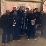 Les champions CRC1 de Tregueux Petanque