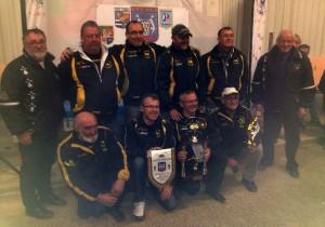 Le Faou Hanvec champion CRC2