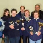Championnes et finalistes dans le local mauronnais