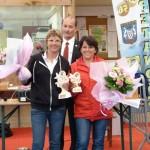 Gagnante et finaliste du championnat individuel Morbihan