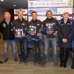 Les champions de la petanque monterblancaise