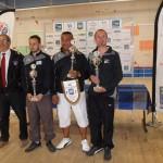 Champions de bretagne de petanque 2014 Millet Malefilate Thebault