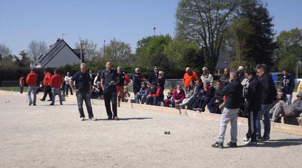 Demifinale promotion Vannes Ploeren
