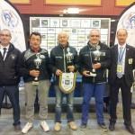Coyac Bernard Chevillard champions de bretagne veteran 2015