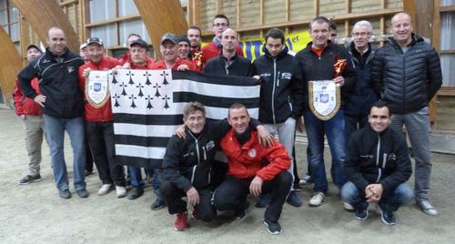 finales CRC 2015 Bretagne petanque