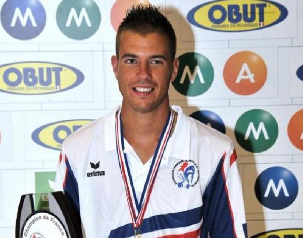 Dylan Rocher champion FFPJP individuel 2015
