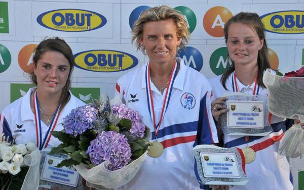 championnes ffpjp 2015 papon peyrot rodriguez