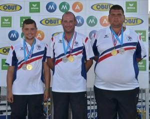 champions de france FFPJP triplette 2015