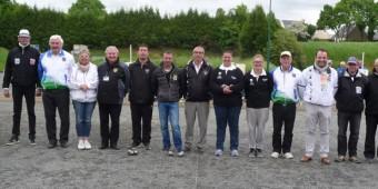 finalistes des championnats de bretagne individuel à lamballe