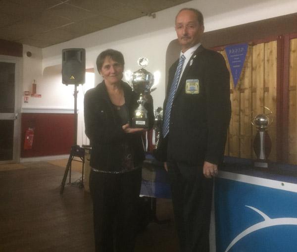 Ploeren meilleur club de petanque du Morbihan 2016