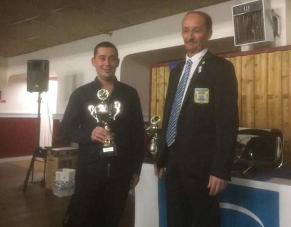 Lanester meilleur club du secteur 1 en 2016