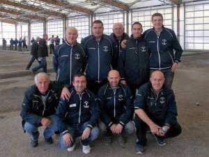 CNC2 l'équipe de Carnac en 2016