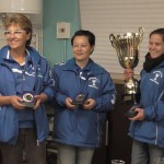 Gagnantes de la coupe du Morbihan féminine