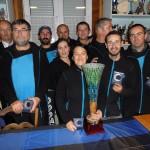 Vainqueur coupe du Morbihan 2016 : Goeland Sud Vilaine Pétanque Pénestin