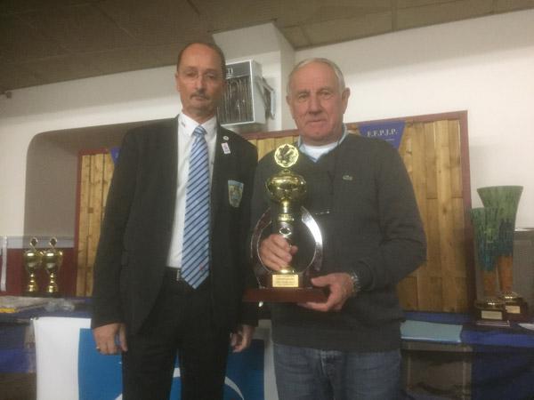Carnac 2 est vice-championne du Morbihan des clubs 2016