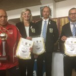 Pétanque Larmor-Plage champions des clubs première division 2016