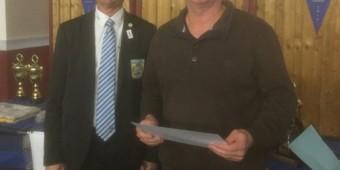 Alexandre Delvallez capitaine de la Pétanque Monterblancaise en CDC3 2016